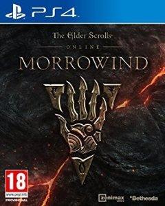 The Elder Scrolls Online: Morrowind til Playstation 4