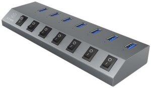 RaidSonic ICY BOX IB-HUB1701-U3