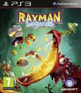 Rayman Legends til PlayStation 3