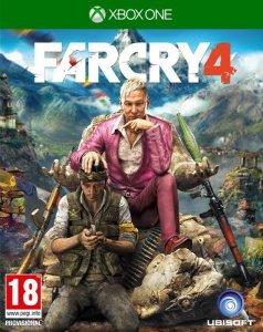 Far Cry 4 til Xbox One