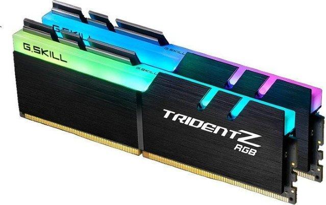 G.Skill TridentZ RGB DDR4-3000 C14 DC 32GB (2x16GB)