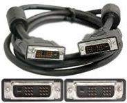 DVI kabel Dual Link M/M 5m