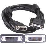 DVI kabel Single Link M/M 10m