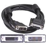 DVI kabel Single Link M/M 10m