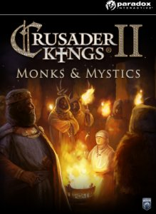 Crusader Kings II: Monks & Mystics til PC