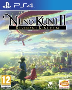 Ni No Kuni II: Revenant Kingdom til Playstation 4