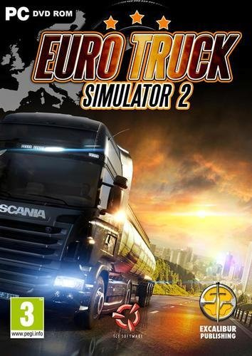 Euro Truck Simulator 2 til PC
