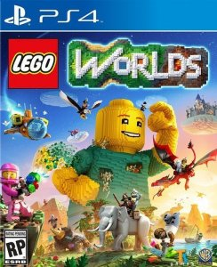 LEGO Worlds til Playstation 4