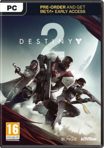 Destiny 2 til PC