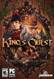 King's Quest til PC