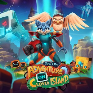 Skylar & Plux: Adventure on Clover Island til PC