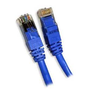 CC Cat.6 UTP 1m Blue