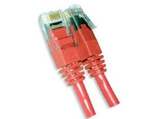 CC Cat.6 UTP 1m Red