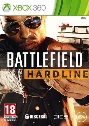 Battlefield Hardline til Xbox 360