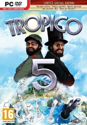 Tropico 5 til PC
