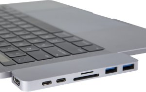 Hyperdrive Multiadapter USB-C