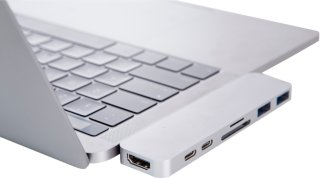 Hyperdrive Multiadapter USB C
