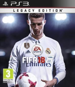 FIFA 18 til PlayStation 3