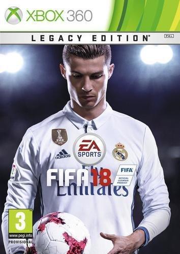FIFA 18 til Xbox 360