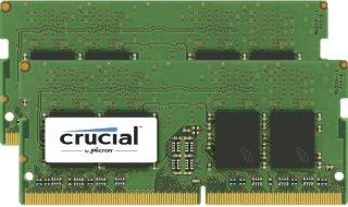 DDR4 2400MHz 16GB SODIMM 2x8GB (CT2K8G4SFS824A)