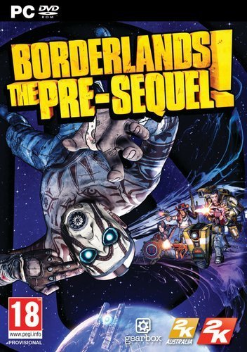 Borderlands: The Pre-Sequel til PC