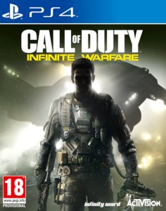 Call of Duty: Infinite Warfare til Playstation 4