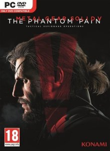 Metal Gear Solid V: The Phantom Pain til PC