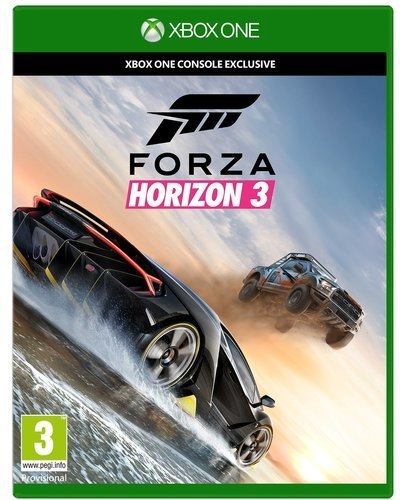 Forza Horizon 3 til Xbox One