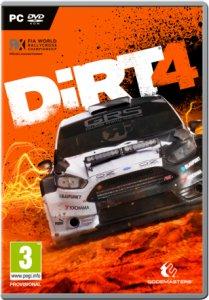 Dirt 4 til PC