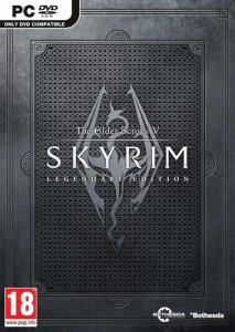 The Elder Scrolls V: Skyrim - Legendary Edition til PC