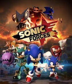 Sonic Forces til Switch