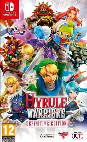 Omega Force Hyrule Warriors: Definitive Edition
