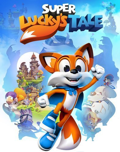Super Lucky's Tale til Xbox One