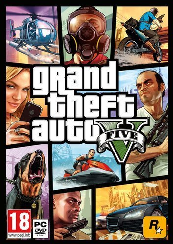 Rockstar North Grand Theft Auto V