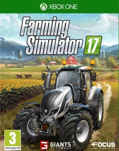 Farming Simulator 17 til Xbox One