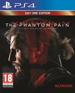 Metal Gear Solid V: The Phantom Pain til Playstation 4