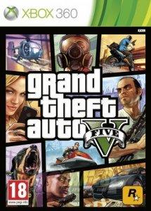 Grand Theft Auto V til Xbox 360