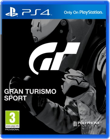 Gran Turismo Sport til Playstation 4