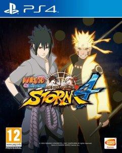 Naruto Shippuden: Ultimate Ninja Storm 4 til Playstation 4