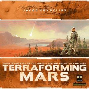 Terraforming Mars Brettspill