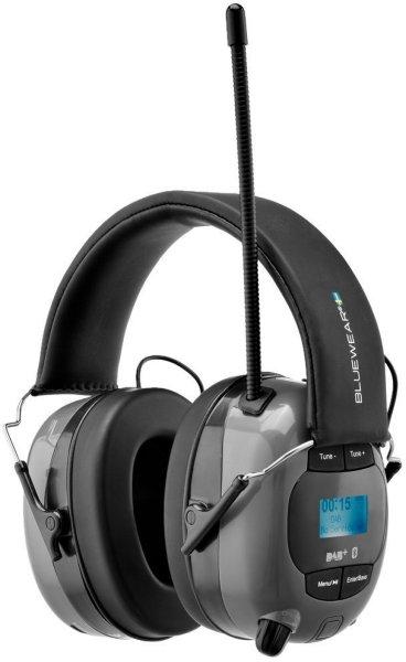 Blue Wear Hørselvern med Bluetooth