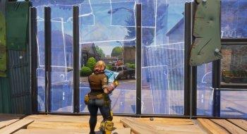 Øv deg på bygging og skyting i Fortnites kommende lekeplass