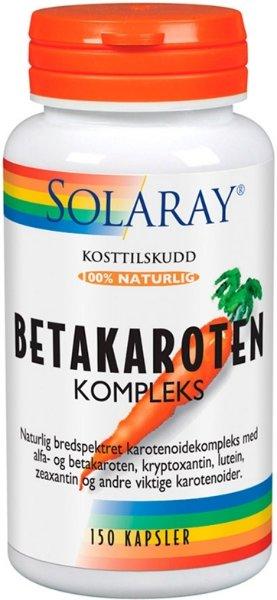 Solaray Betakaroten