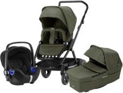 Britax Go Next 3-i-1 m/Baby-Safe I-Size