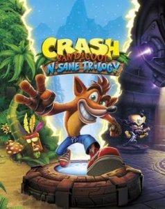 Crash Bandicoot N. Sane Trilogy til PC