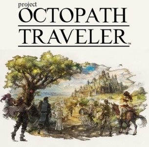 Octopath Traveler til Switch