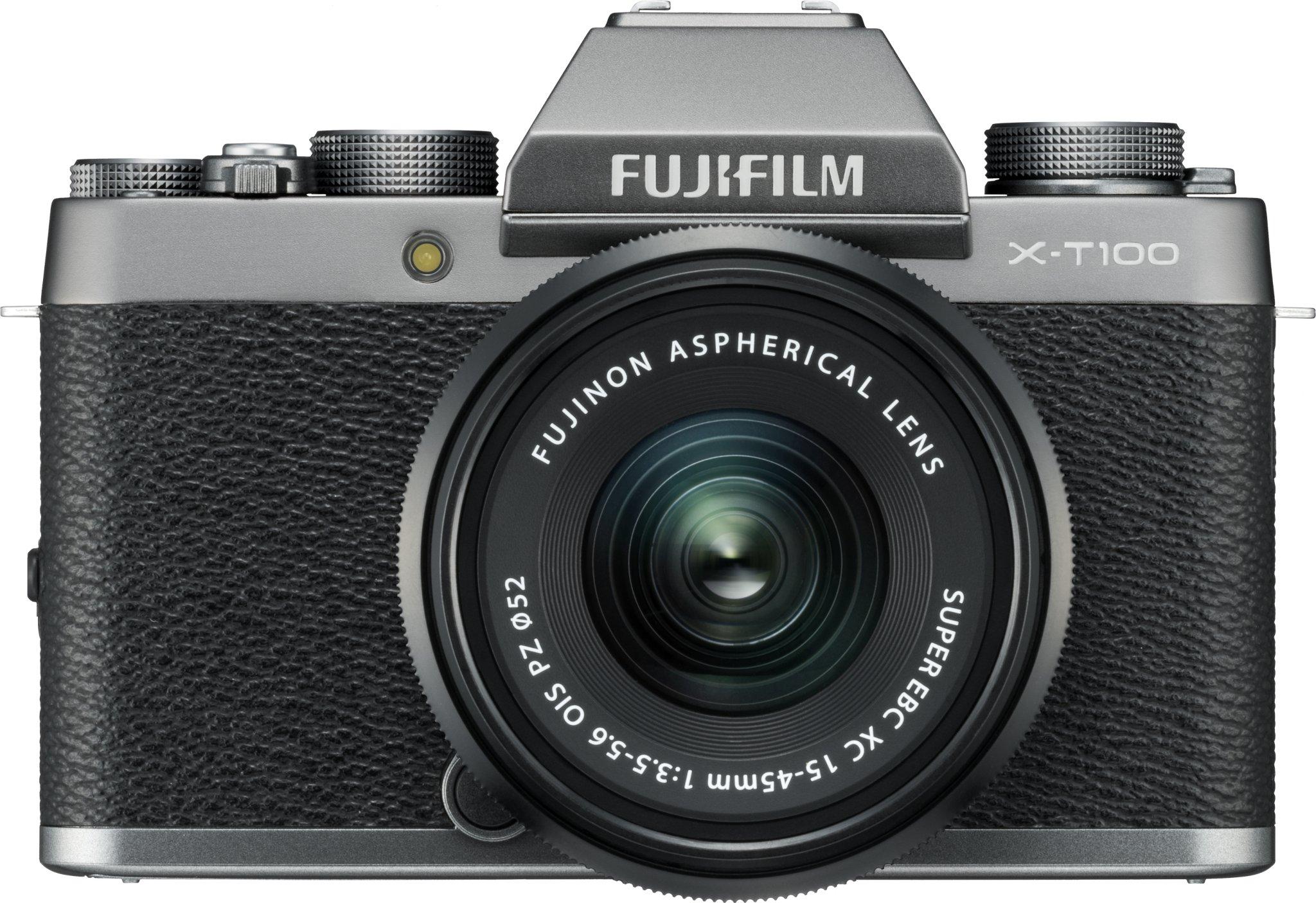 Fujifilm X T20 + XC 15 45 mm f3.5 5.6 OIS Black | Dustinhome.no