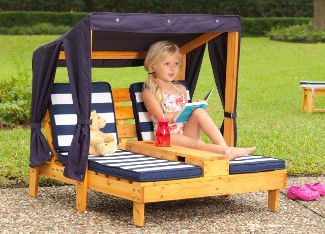 KidKraft solseng til barn