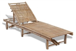 VidaXL Solseng bambus