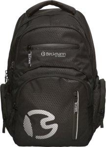 230070 Sport Junior Black Sekk | Beckmann | Skolesekk og